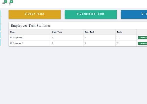 Fast Office Task Management System