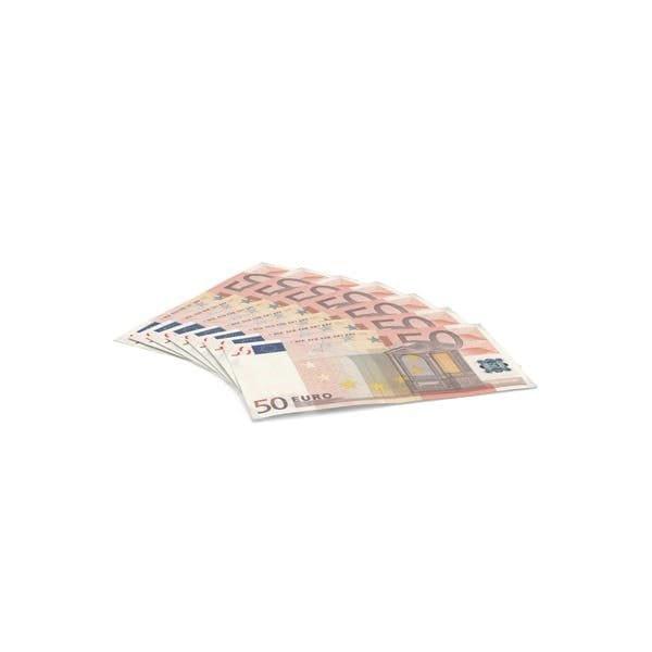 50 Euro Bill