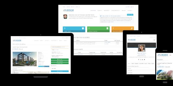 Online Rental Property Solution