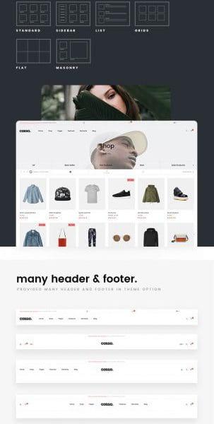 Clean, Minimal Responsive HTML Template