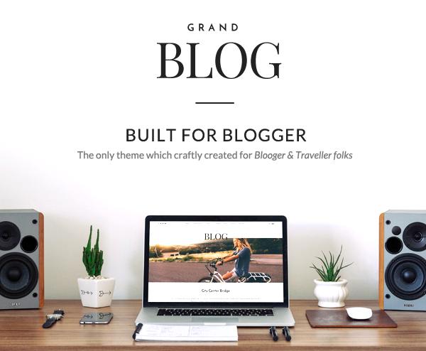 Responsive Blog CMS