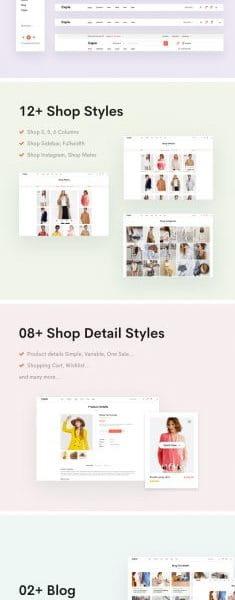 Capie - Minimal WooCommerce WordPress Theme