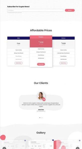 AppStorm - App Startup Template
