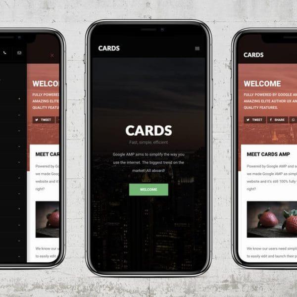 AMP Cards