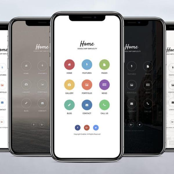 AMP Home Mobile