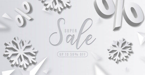 Abstract super christmas sale (Turbo Premium Space)