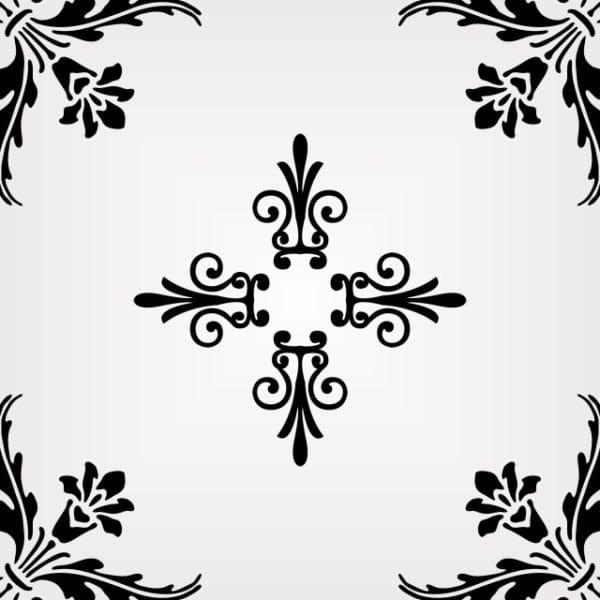 Beautiful European Ornamental Pattern (Turbo Premium Space)