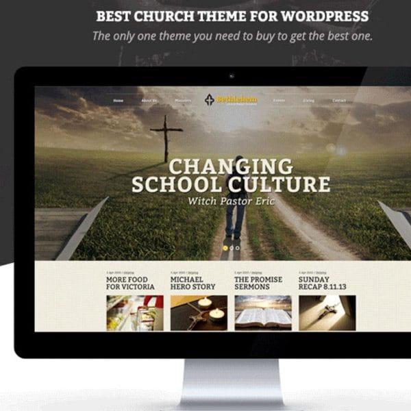 Bethlehem - Church Bootstrap 3 HTML5 Template