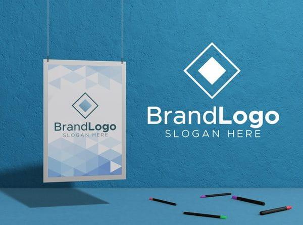 Brand logo company business