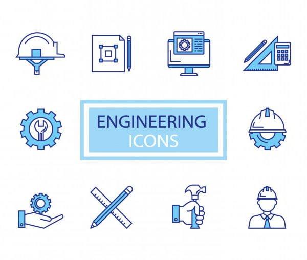 Bundle of engineering set (Turbo Premium Space)