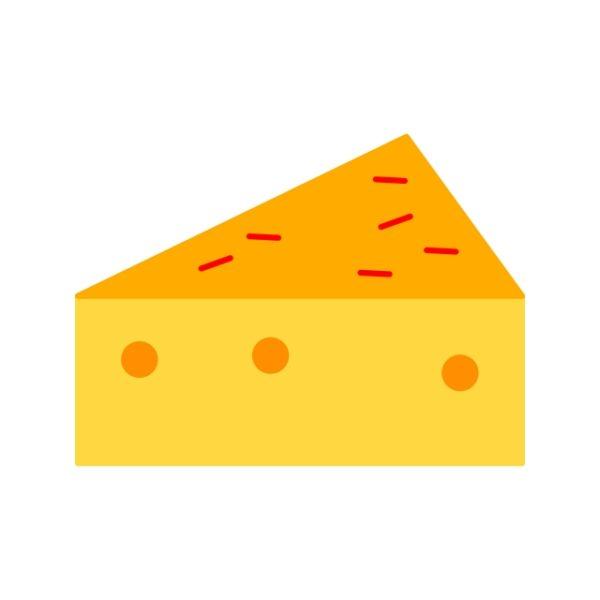 Cheese Icon Creative Design Template (Turbo Premium Space)