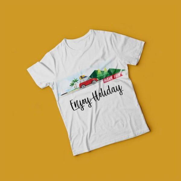 Creative Holiday Mockup