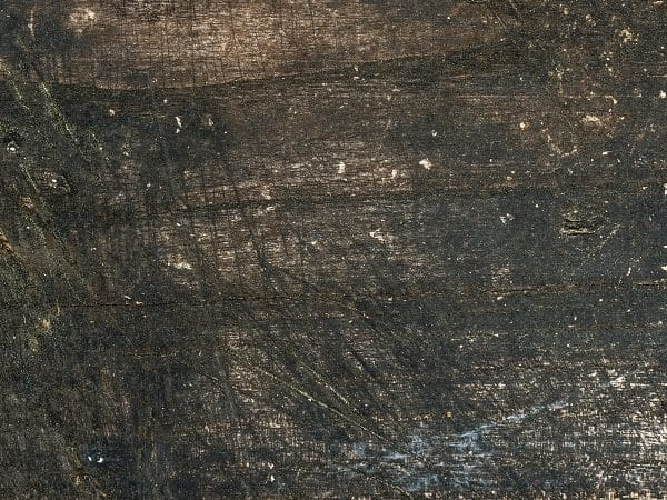 Dark Wooden Panel Background With Grungy Texture