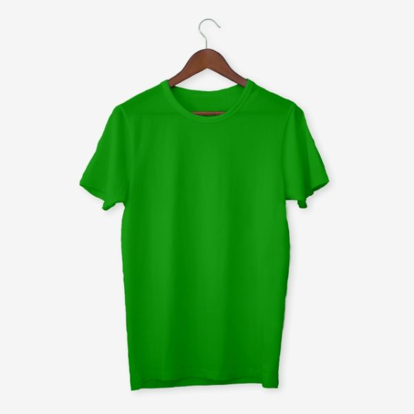 Green T Shirt Mockup (Turbo Premium Space)