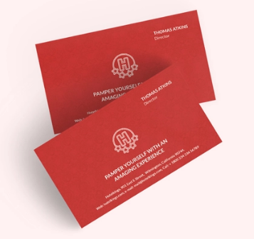 Hotel Business Card Template (Turbo Premium Space)