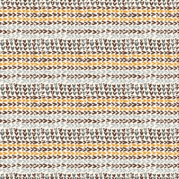 Knitted Texture In The Brown Color Scheme