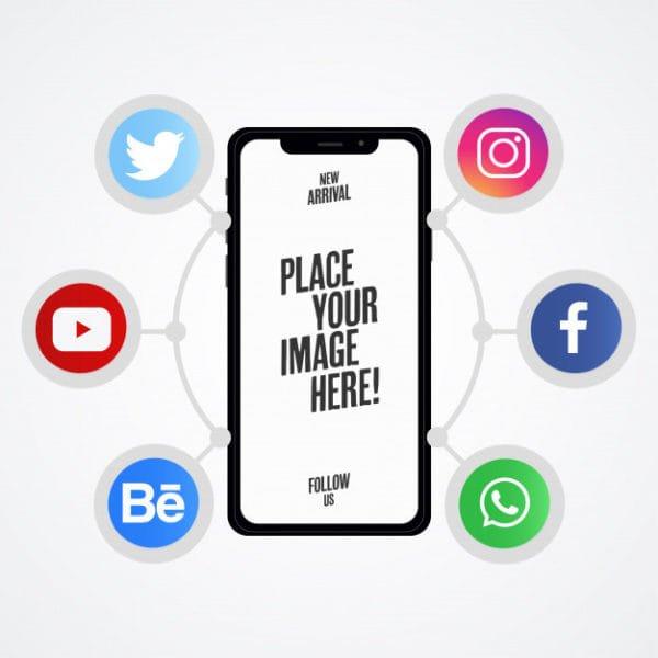 Modern social media presentations