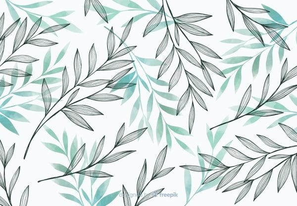 Nature background with gray