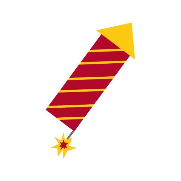 Rocket Icon Creative Design Template