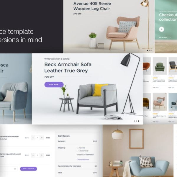 Rylee - eCommerce Business HTML Templates