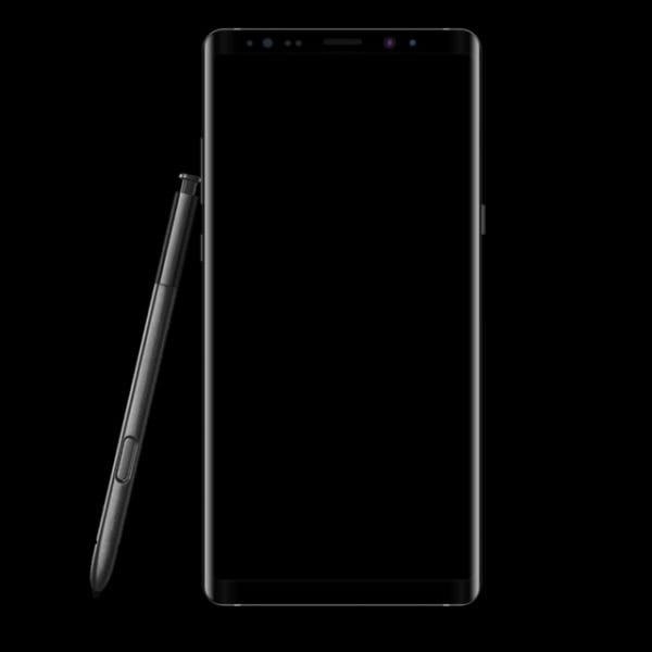 Samsung Mobile Mockup