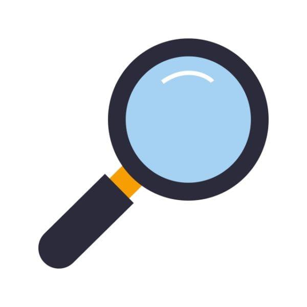 Search Icon Creative Design Template