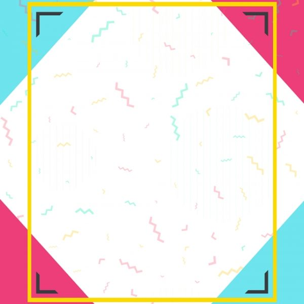 Simple Creative Geometric Abstract Japanese Minimalist