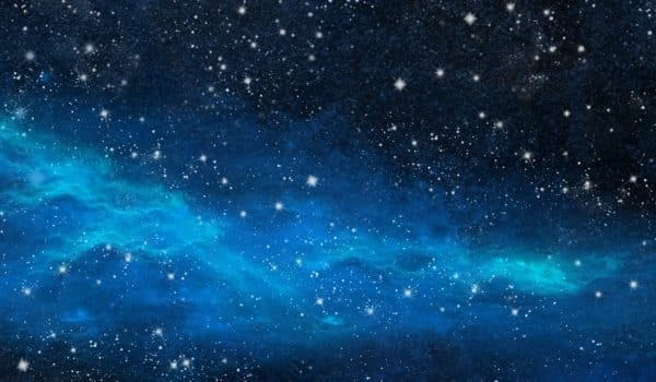 Starry Background Dot Starlight And Galaxy Material