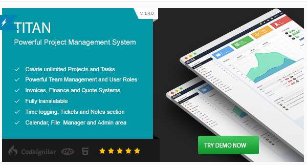 Full & Fast Project Management System