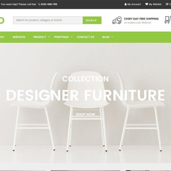 Zoro - Multi-Purpose eCommerce HTML Template