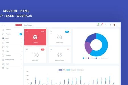 Boxify - Bootstrap 4 Admin Dashboard