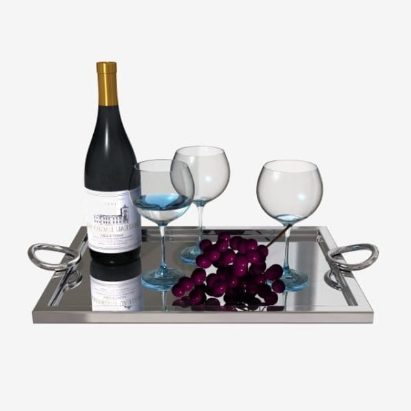 Western Wine Red Wine Glass